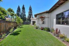 15928 Union Ave, Los Gatos, CA 95032  Decorative chapel/sitting area idea far in the backyard.