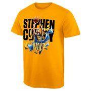 2015 NBA MVP Steph Curry!