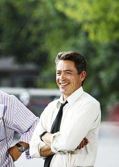 """Robert Downey Jr. as Nathan Gardner in """"Charlie Bartlett"""""""