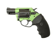 Charter Arms Shamrock 38 Special Green/Stainless Steel 5 Round  Shamrock 38Spl Green/SS 5rd