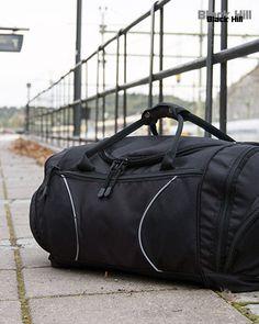 Väskor, ryggsäckar, mössor och kepsar med företagstryck