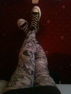 My favourite Pamela Mann tights