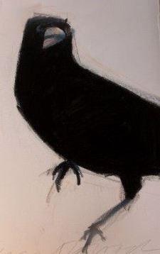 Jeanne Goodman | Round Raven
