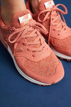 New Balance 574 Sport Sneakers in cooper rose   Anthropologie  108 New  Balance 574, Brand 909c71a6aab8
