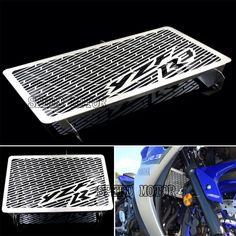 2016 New Arrival Stainless Steel Motorcycle Radiator Guard For Yamaha R3 2014 2015 2016 Free shipping