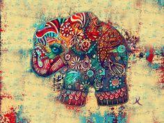 Elephant's Fancy  on imgfave