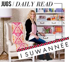 Just Us Gals: Daily Read: I Suwannee