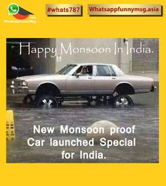 whatsapp funny message.: Monsoon Funny Image #whats787