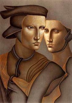 Carmen Zita Aldunate Salas, pintora y dibujante. Nació en Viña del Mar, Chile, el 10 de febrero de 1940. Ingresó a la Escuela de Be...
