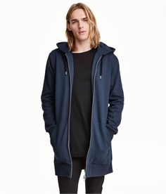 New Arrivals: H&M Long Hooded Jacket