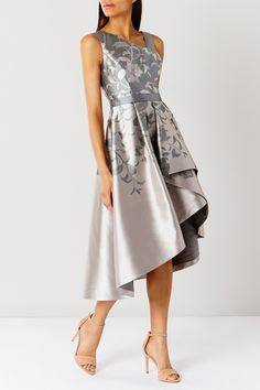 DARCY JACQUARD DRESS