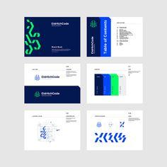Tech Branding, Event Branding, Branding Design, Logo Design, Design Lab, Graphic Design, Brand Guidlines, Book Design Inspiration, Work Inspiration