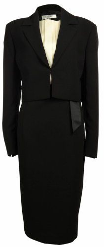 Women's Business Suit Dress & Jacket Set « Clothing Adds Anytime