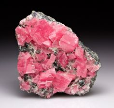Rhodochrosite With Quartz And Tetrahedrite From Colorado By Dan Weinrich