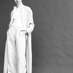 White Simplicity - minimal style, minimalist fashion editorial // THISISNON for The RUH