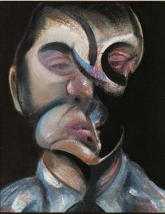 Francis Bacon. Self-Portrait. 1969. --I cannot help wondering what ...