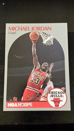 Mike Jordan - #23 - Chicago Bulls - Guard