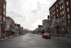 File:Down town.JPG    Henderson KY Main Street