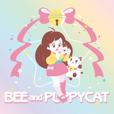 「BEE and PUPPYCAT」/「NITLO」のイラスト [pixiv]