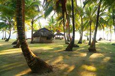 Relax at San Blas, Panama
