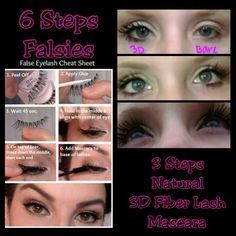 Ditch the glue, Get a clue! 3D Fiber Lash Mascara- $29 for 3+ month supply!  www.youniqueproducts.com/kokosminerals