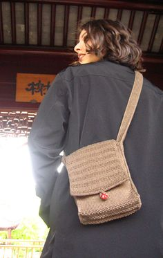 Shoulder Bag - Free Pattern