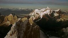 All of these BBC clips are about mountains KS2