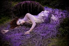 kirsty mitchell wonderland - can we do some Andy Goldsworthy meets Vogue style stuff??  omg that would be super fun!!