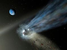 Comet Catalina Suggests Comets Delivered Carbon to Rocky Planets | NASA
