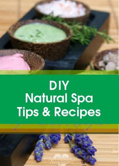 Spa prices too steep for your budget? Bring home the spa treatments with these DIY ideas! Enjoy the luxury of a spa at home! Spa Prices, Diy Spa, Good Fats, Spa Treatments, Superfood, Food Hacks, Relax, Mexican, Make It Yourself