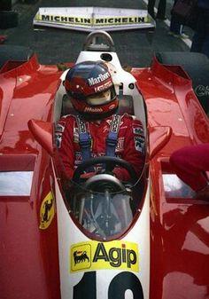 1978 Gilles Villenueve Ferrari 312 T3