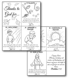 bible lessons for kids about thanksgiving