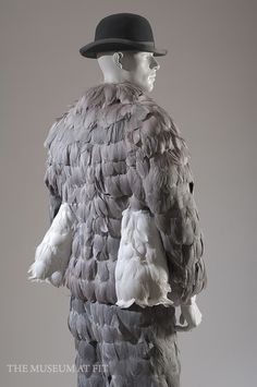 Thom Browne pheasant and wool suit, Autumn/Winter 2008