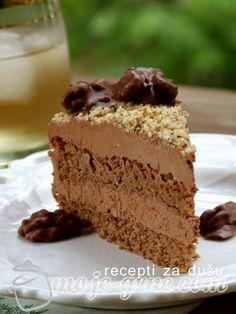 torteeeeeeeeeee (Torta od oraha i čokolade)