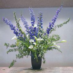 flower arrangement ikebana | Ikebana - Floral Arrangement In Japan (4)