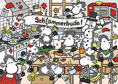 Sheepworld - (Sch)lämmerbude