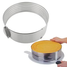 Adjustable Cake Slicer