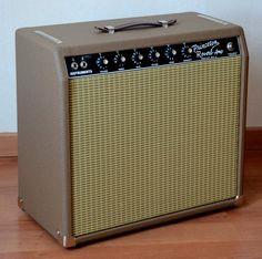 Le topic des Fender Blackface et de leurs clones (page 181) - Ampli et préampli guitare