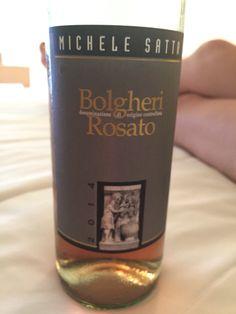 When in Bolgheri... Rosato!