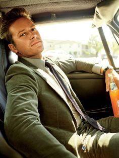 Armie Hammer, star of Oscar hopeful 'Call Me by Your Name', wears the five fashion trends that rocked our world in 2017.