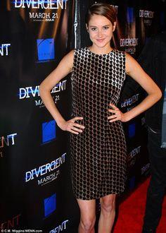 Shailene Woodley's Divergent Style | The Southern Blonde #divergent #divergentpremiere
