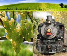 Warren County Winery Train