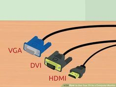 Image titled Use Your TV As a Computer Monitor Step 1