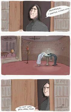 Art by animateglee #pensieve