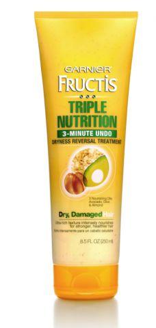 Garnier Fructis 3-Minute Undo Dryness Reversal Treatment