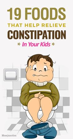 Constipation is a common problem in children. Problems can often be related to the diet. Here's the list of fiber rich foods to help constipation in kids.