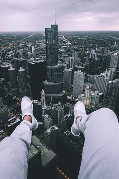 captvinvanity:  View of the city | Photographer |... - L U X U R Y E R A