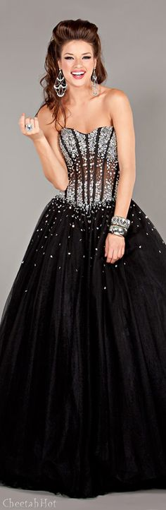 Jovani Evening Gown -- I tried this on one time and it was AMAZING!! Anybody have $550 to give me?