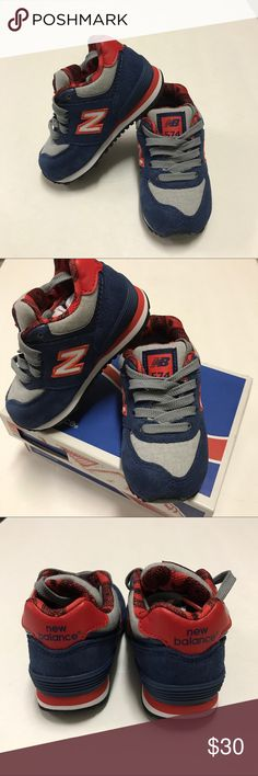 New Balance Toddler Shoes for Boys - Size 5 NWT! New Balance Infant/Toddler Shoes for Boys. Size 5 New Balance Shoes Sneakers