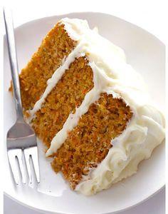 Babičkin mrkvový koláč